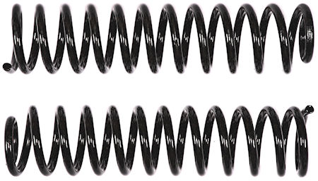 Iron Rock Off Road Jeep ZJ Front Coil Springs