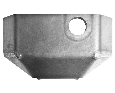 Trail Gear FJ Cruiser Rear Differential Armor (2007-2013)