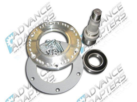 Advance Adapters Jeep AX5 or AW4 to the Jeep Dana 300 Transfer Case Adapter Kit