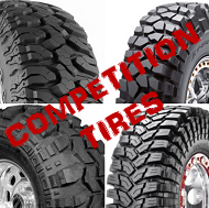 Competition Tires (NON-DOT)