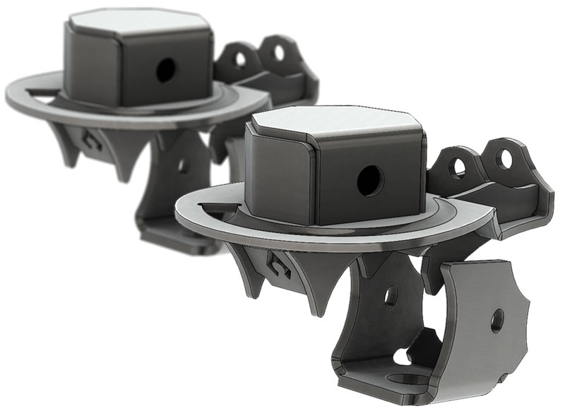 Artec Industries Ultimate Coil Bracket for 3.5