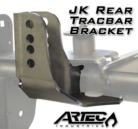 Artec Industries JK Rear Tracbar Bracket
