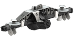 Artec Industries Triangulated TJ 8.8 Swap Kit with Truss