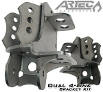 Artec Industries Dual 4-link Bracket (pair)