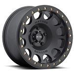 Method Race Wheels 105 Beadlock - Matte Black - 17x8.5
