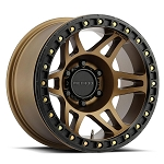 Method Race Wheels 106 Beadlock - Bronze - 17x9