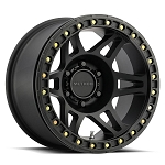 Method Race Wheels 106 Beadlock - Matte Black - 17x9