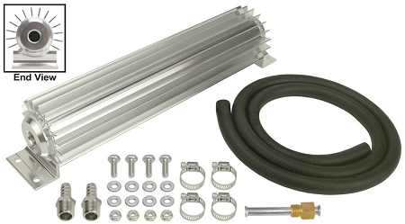 Derale Single-Pass Heat Sink Cooler Kit, 14