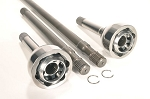 RCV Ultimate CV Axle Set for Land Cruiser 80 Series ('91-'97) - 30 Spline 300M Shaft Upgrade