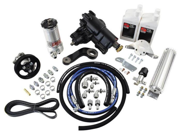 PSC Motorsports 2012-18 Jeep JK 3.6L BIG BORE XD2 Overlander Steering Kit