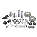 Solid Axle Industries 5 on 5.5 Rear End Kit for D60