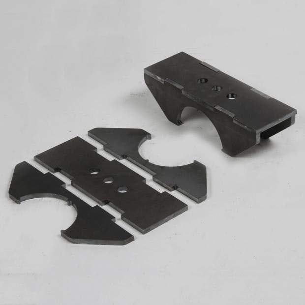 TMR Customs Leaf Spring Perches