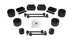 "TeraFlex JLU 4-Door Rubicon: 2.5"" Performance Spacer Lift Kit"