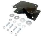 TeraFlex TJ: 3rd Brake Light Extension Bracket Kit