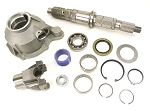 TeraFlex XJ Cherokee: NP231 Short Shaft Kit w/ Vacuum Disconnect
