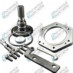 Advance Adapters GM TH400 to NP205 Figure 8 Bolt Pattern with 27 Spline Male Input Shaft (replacing TH350) Adapter Kit