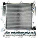 Advance Adapters 1987-2005 Jeep to Hemi 5.7 Auto Conversion Radiator
