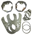 Artec Industries JK 1 TON - Rear 14 bolt Disc Brake and ABS Conversion Kit