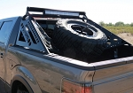 A.D.D. 2009-2014 Ford F-150 Venom Chase Rack with Tire Carrier