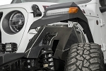 A.D.D. 2018-2020 Jeep JL Rock Fighter Front Inner Fender Liners