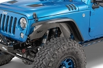 MCE Fenders Front and Rear Narrow Width Jeep Wrangler JK 2007-2018 Gen II