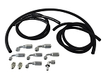 PSC Motorsports Premium Complete Hose Kit for Full Hydraulic Installation