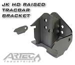 Artec Industries JK Heavy Duty Raised Trackbar Bracket