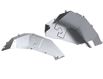 Artec Industries JL Rear Inner Fenders