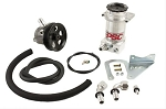 PSC Motorsports XD Power Steering Pump and Remote Reservoir Kit for 1990-94 Jeep 4.0L