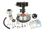 PSC Motorsports 07-11 Jeep JK 4DR 3.8L OEM Cylinder Assist Steering Kit with OEM Axle