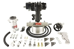 PSC Motorsports 12-18 Jeep 4DR JK 3.6LOEM Cylinder Assist Steering Kit with Aftermarket D60 Axle