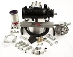 PSC Motorsports Cylinder Assist Kit, 1980-87 GM 4WD w/Crossover Steering XDR