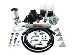 PSC Motorsports Cylinder Assist Steering Kit, 1988-1999.5 GM 4WD with Straight Axle Conversion