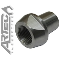 Artec Industries Tube Adapter 3/4 inch - 16 TPI for 1.0in ID -1.5in OD