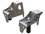 Artec Industries TJ Front Frame Coil Buckets for OEM bumpstops