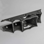 TMR Customs Triangulated 4 Link Bracket