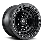 Fuel Off-Road Zephyr Beadlock Wheel - 17x9 - Matte Black