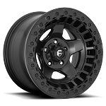 Fuel Off-Road Warp Beadlock Wheel - 17x9 - Matte Black