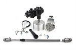 PSC Motorsports 76-86 Jeep CJ Manual-To-Power Steering Conversion Kit