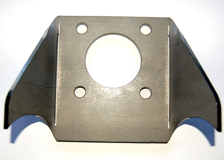 TMR Customs Orbital Valve Steering Mount Bracket