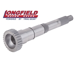 Longfield Rear Output Shaft - SuperMetal (Gear Driven Cases Only)