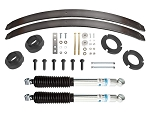 Trail Gear Complete Front & Rear Lift Kit with Shocks, 95-04 Tacoma