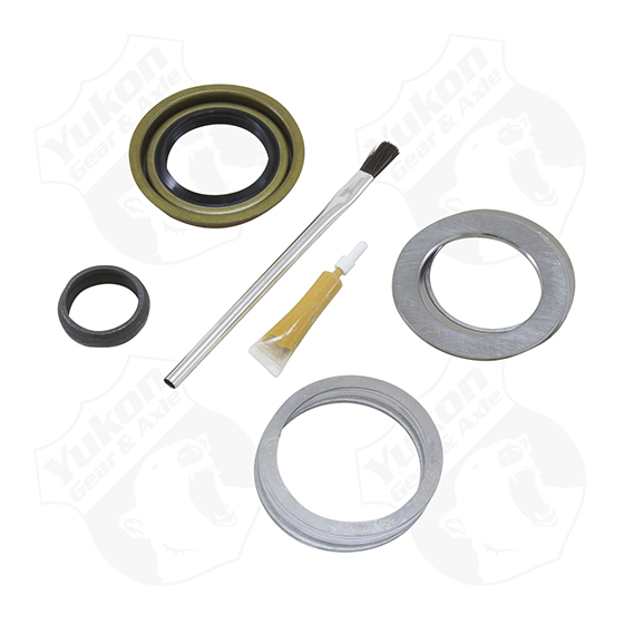 Yukon Minor Install Kit, Toyota T100 & Tacoma Rear