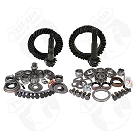 Yukon Gear & Install Kit Package, Jeep TJ, Dana 30 Front/Dana 35 Rear