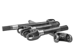 USA Standard 4340 Chrome-Moly Front Axle Kit, '77-'91 GM Dana 60, 30 Spline Stub, 35 Spline Inner